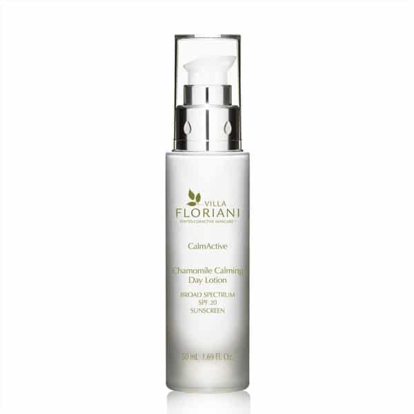 CHAMOMILE CALMING DAY LOTION SPF20