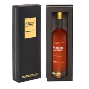 DOMENIS Gold Edition   70cl. 52 vol.